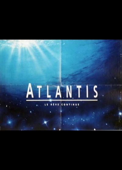 affiche du film ATLANTIS