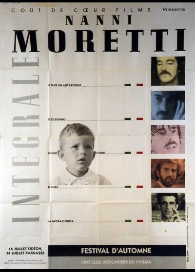 MORETTI NANNI INTEGRALE movie poster
