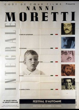 MORETTI NANNI INTEGRALE movie poster