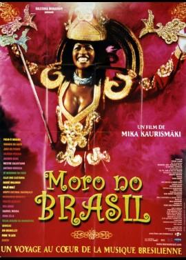 affiche du film MORO NO BRASIL