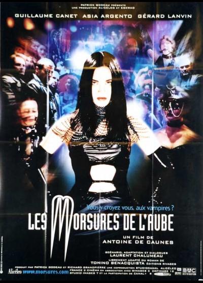 MORSURES DE L'AUBE (LES) movie poster
