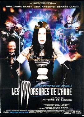 affiche du film MORSURES DE L'AUBE (LES)