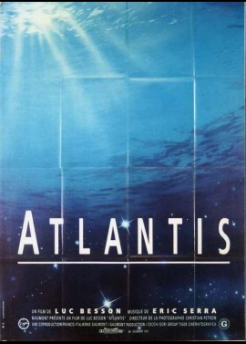ATLANTIS movie poster