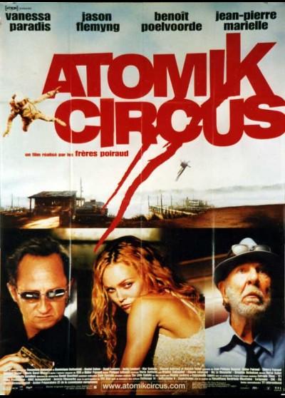 affiche du film ATOMIK CIRCUS
