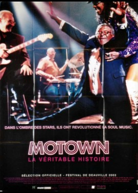STANDING IN THE SHADOW OF MOTOWN movie poster