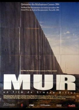 affiche du film MUR