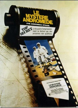 ANDROMEDA STRAIN (THE) movie poster