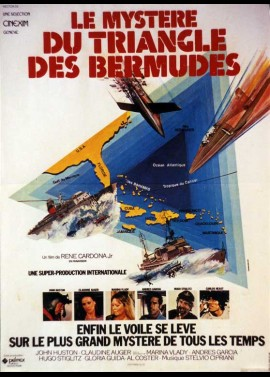 BERMUDA TRIANGLE (THE) movie poster