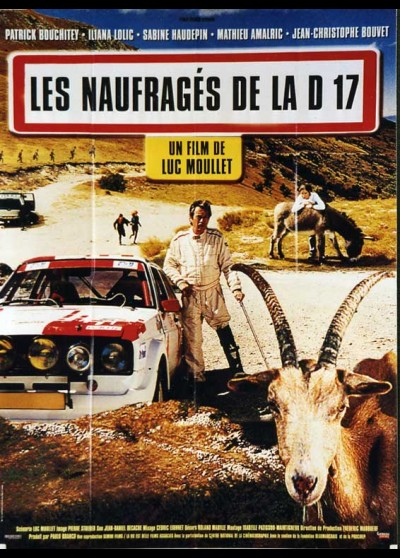 NAUFRAGES DE LA D17 movie poster