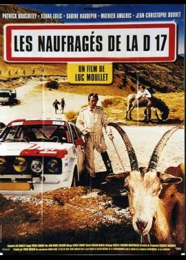 affiche du film NAUFRAGES DE LA D17