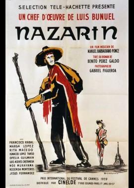 NAZARIN movie poster