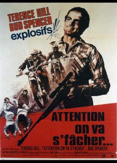 ALTRIMENTI CI ARRABIAMO movie poster