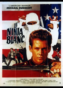 AMERICAN NINJA 2 THE CONFRONTATION movie poster