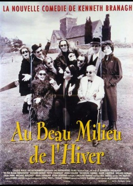 IN THE BLEAK MIDWINTER movie poster