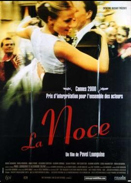 affiche du film NOCE (LA)
