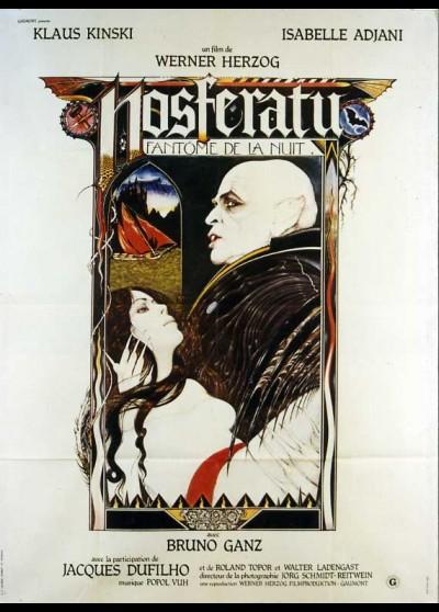 NOSFERATU PHANTOM DER NACHT movie poster