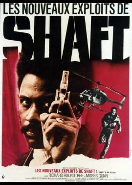 affiche du film NOUVEAUX EXPLOITS DE SHAFT (LES)