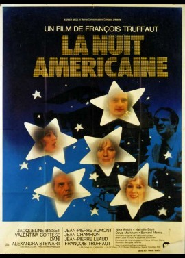 NUIT AMERICAINE (LA) movie poster