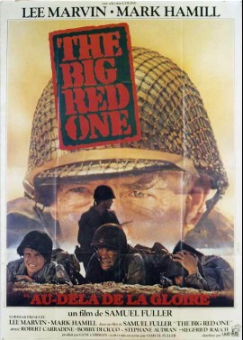 BIG RED ONE (THE) movie poster