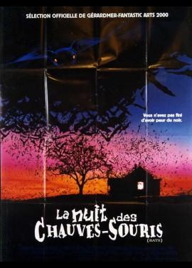 BATS movie poster