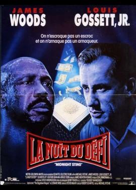 affiche du film NUIT DU DEFI (LA)