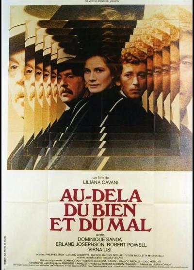 AL DI LA DEL BENE E DEL MALE movie poster