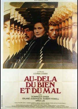 AL DI LA DEL BENE E DEL MALE movie poster