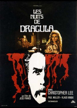 affiche du film NUITS DE DRACULA (LES)
