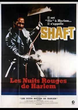 affiche du film NUITS ROUGES DE HARLEM (LES)