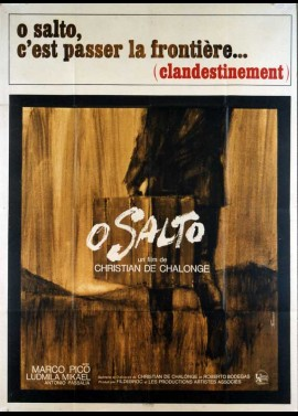 SALTO (O) / LE SAUT movie poster
