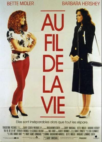 affiche du film AU FIL DE LA VIE