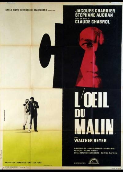 OEIL DU MALIN (L') movie poster