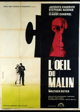 OEIL DU MALIN (L') movie poster