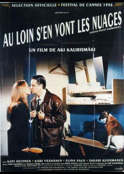 affiche du film AU LOIN S'EN VONT LES NUAGES