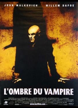 affiche du film OMBRE DU VAMPIRE (L')