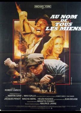 AU NOM DE TOUS LES MIENS movie poster