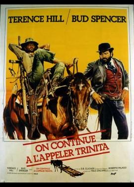 CONTINUAVANO A CHIAMARLO TRINITA movie poster