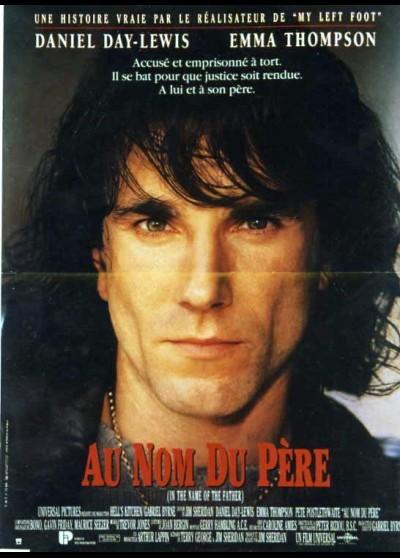 affiche du film AU NOM DU PERE