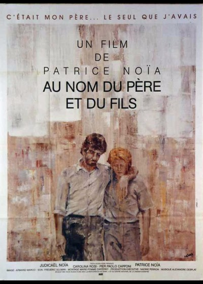 affiche du film AU NOM DU PERE ET DU FILS