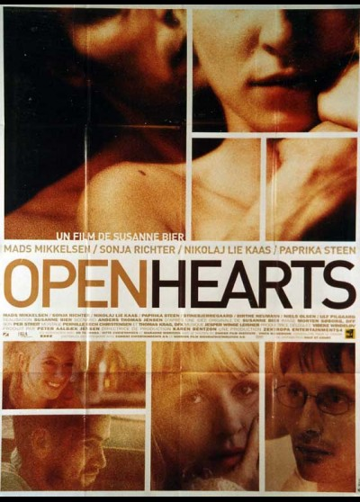 affiche du film OPEN HEARTS