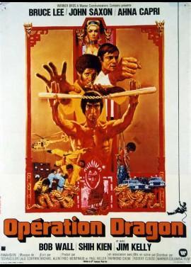 affiche du film OPERATION DRAGON