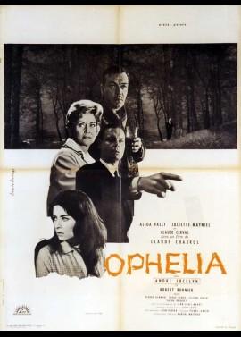 affiche du film OPHELIA