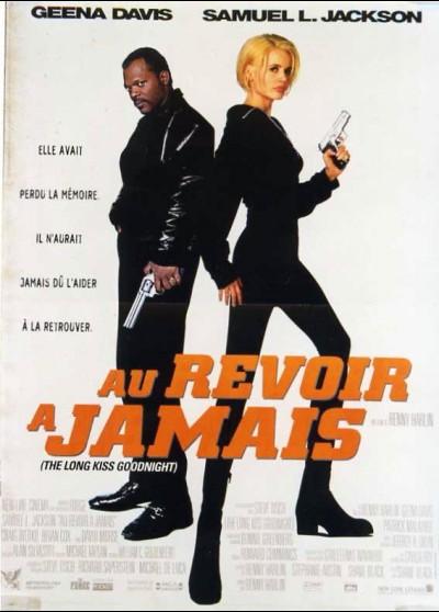 affiche du film AU REVOIR A JAMAIS