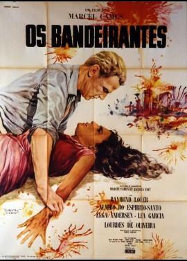 affiche du film BANDEIRANTES (OS)