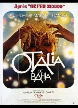 affiche du film OTALIA DE BAHIA