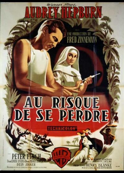 affiche du film AU RISQUE DE SE PERDRE