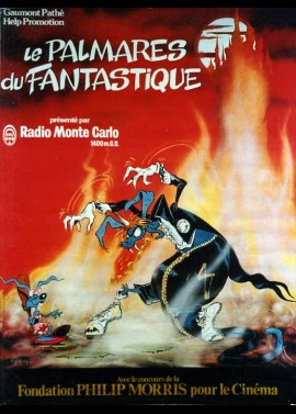 affiche du film PALMARES DU FANTASTIQUE (LE)