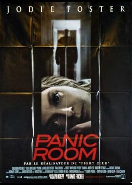 affiche du film PANIC ROOM