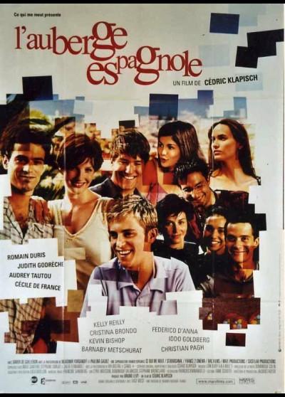 affiche du film AUBERGE ESPAGNOLE (L')