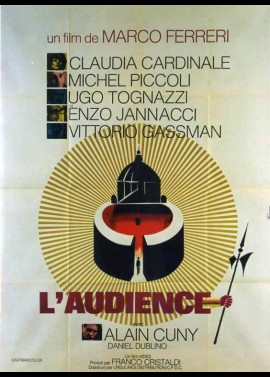 UDIENZA (L') movie poster